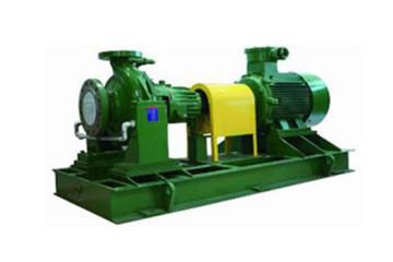 chemical end suction pump
