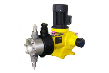 small flow hydraulic diaphragm pump series