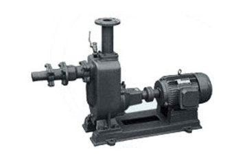 small self priming pump
