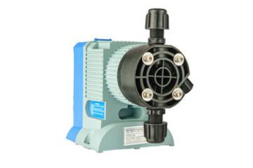 pvc pvdf solenoid metering pump
